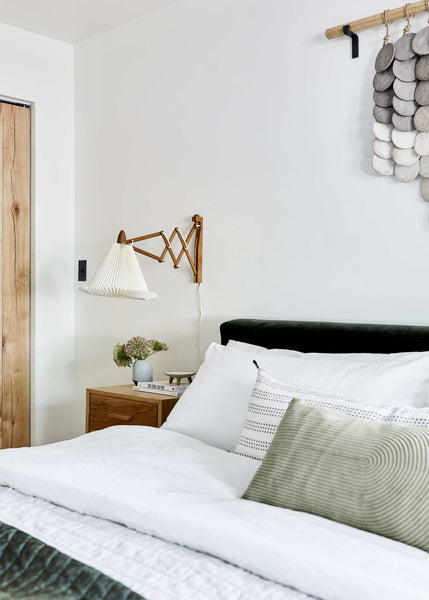 Emily Henderson's Mountain House Guest Bedroom