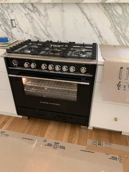 Kitchen Oven Range
