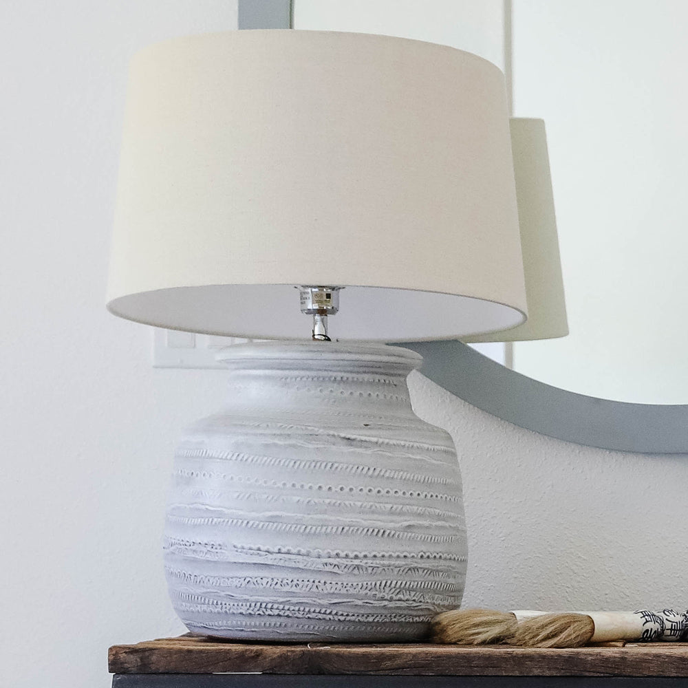 Kerria Boho Lamp -Local pick up only