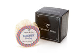 Barber Shop Scent Men's Shave Soap