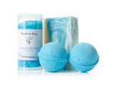 Spa Set - Tropical Breeze - Soap, Bath Salts & Bath Bombs