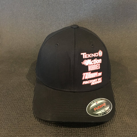 Custom RC Racing Sponsor Hat - Multicolor
