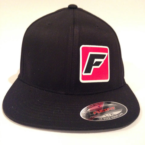 "Factory RC Hobbies ""Flat Bill"" FlexFit Cap (L/XL)"