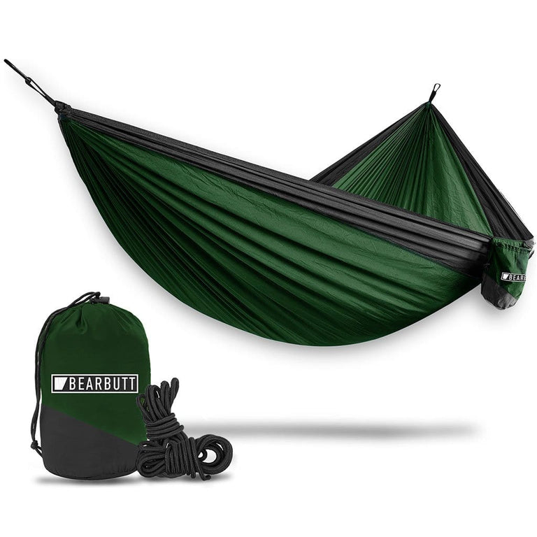 Double Hammock and Bug Net Bundle