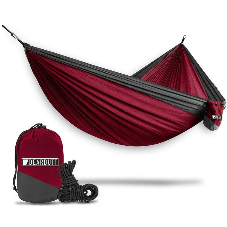 Double Hammock and Rain Fly Bundle