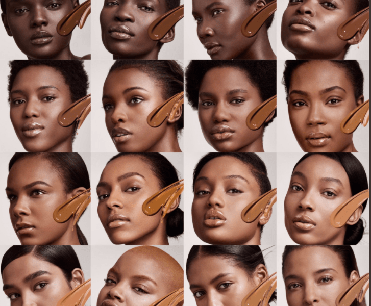 10 tips for finding your Fenty Beauty Foundation Shade