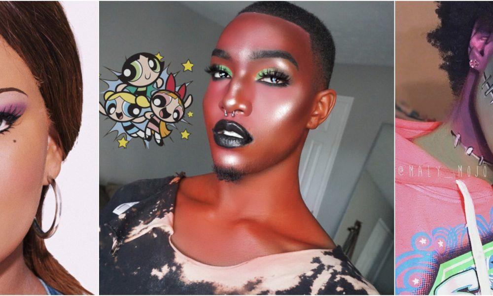 Spooky Glam: 10 Halloween Looks that have us SHOOK!