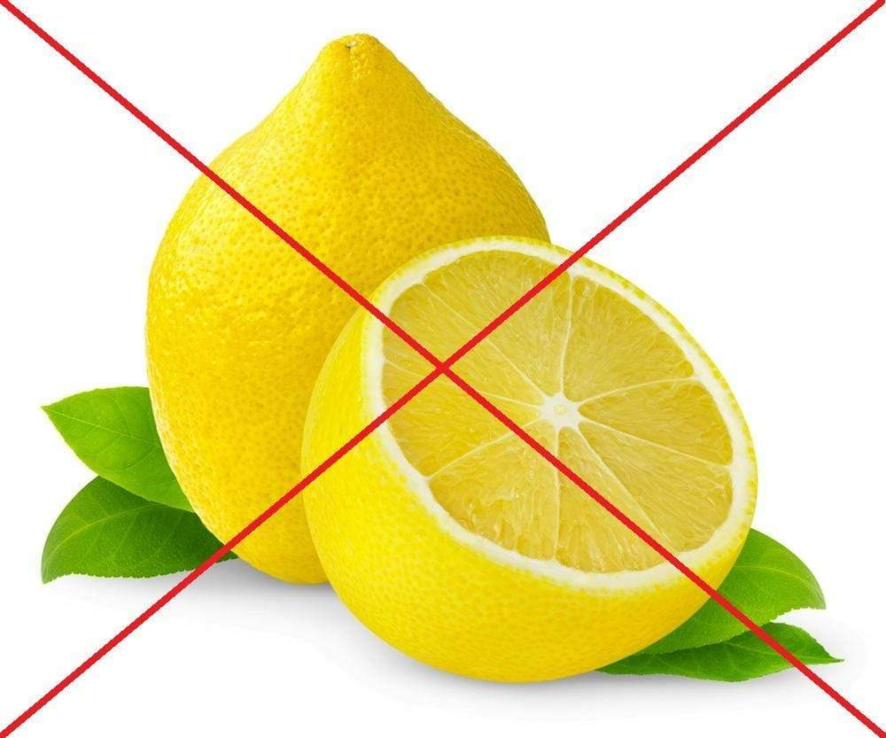 4 Reasons not to put lemons on your face!
