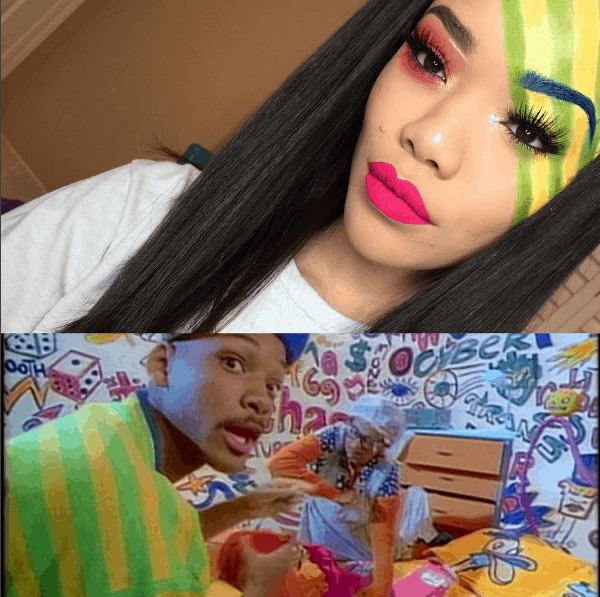 This MUA's Pop culture themed makeup is everything!