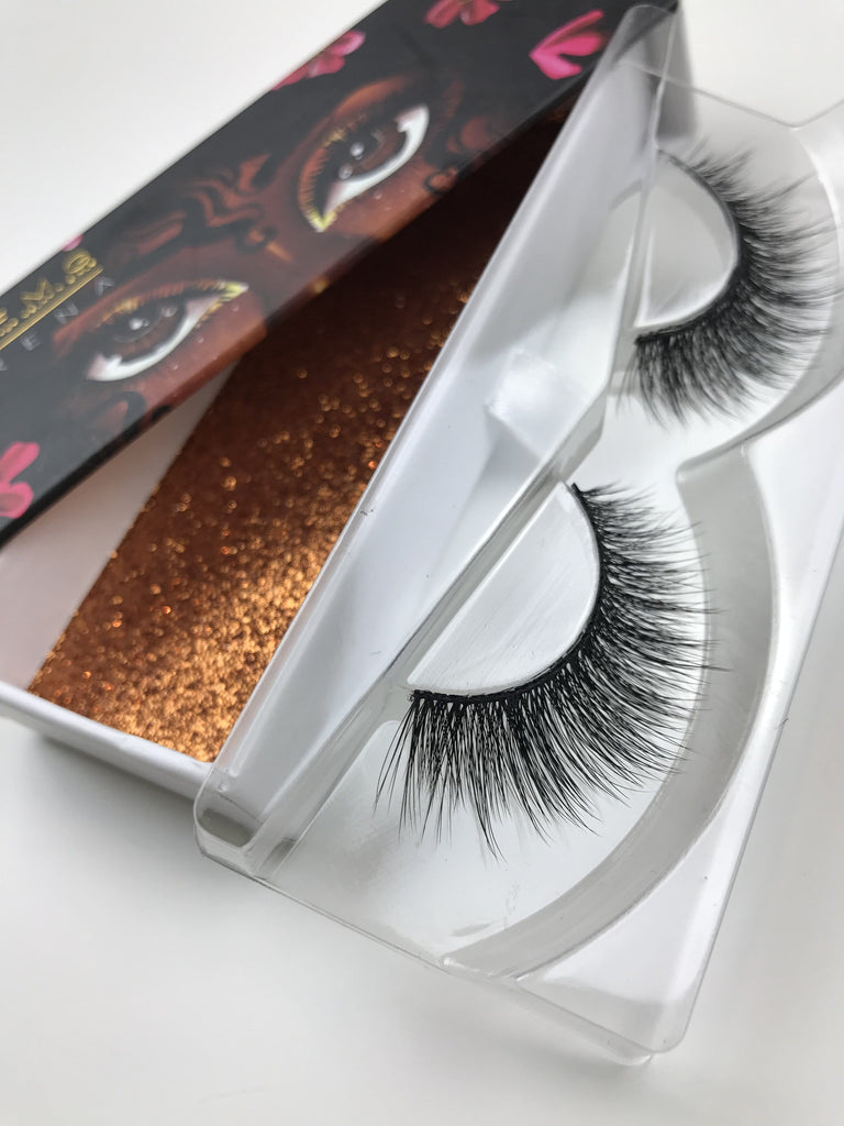 Serena Cruelty-Free Silk Lashes