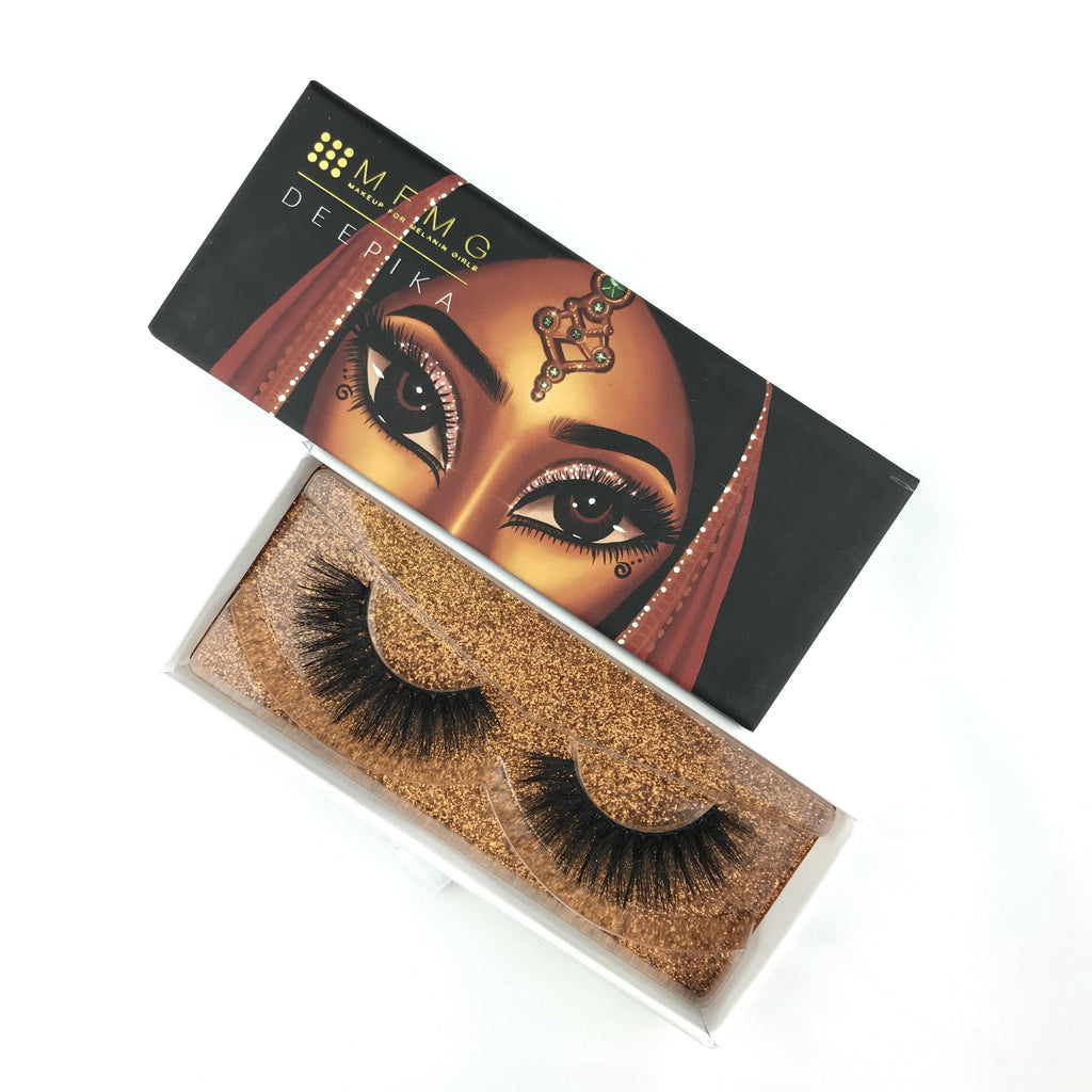 Deepika Cruelty-Free Silk Lashes