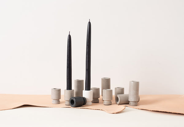 fields candleholder