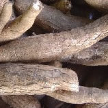 Cassava Root for Black Licorice