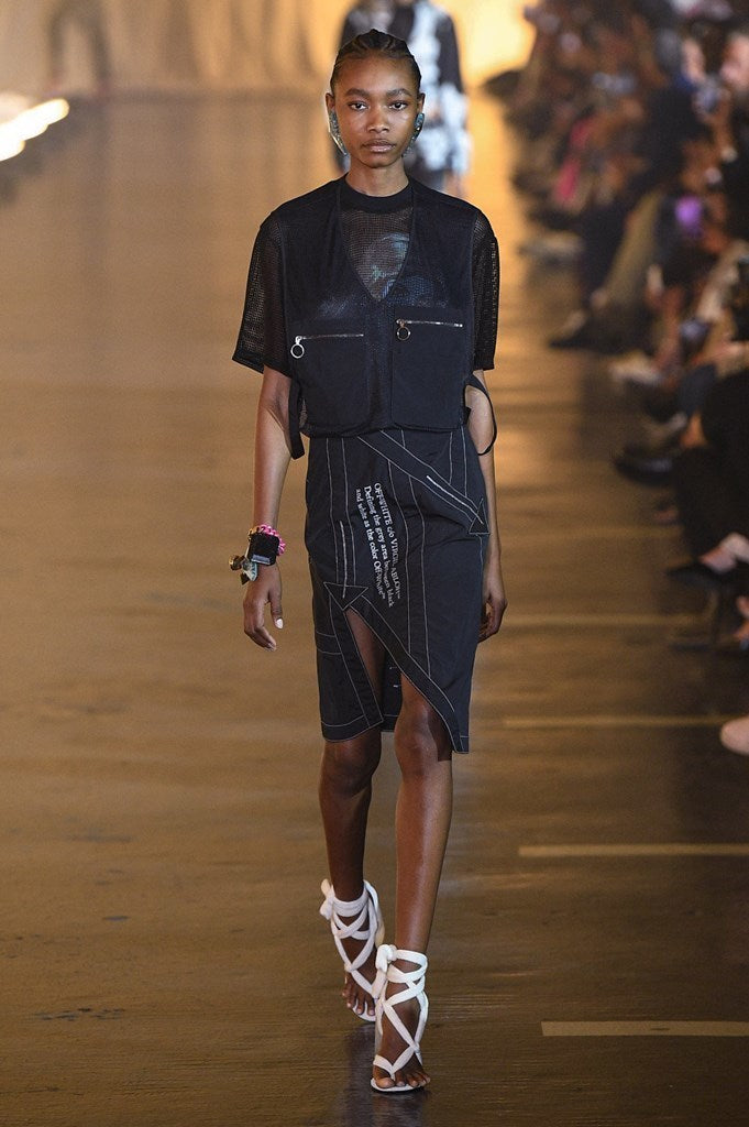 Without Virgil Abloh, Off-White debuted its Spring/Summer 2020 Women's wear