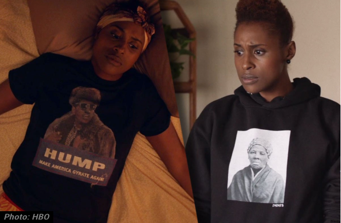How Issa Rae's 'Insecure' Makes Political Commentary Through Wardrobe