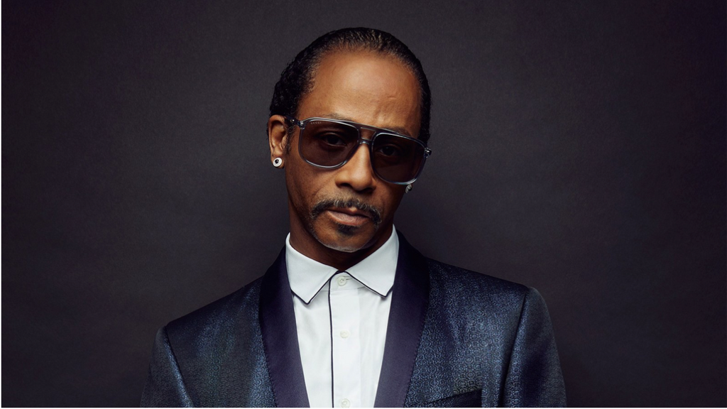 Katt Williams in GQ Comedy Issue Styled by Marcus Paul