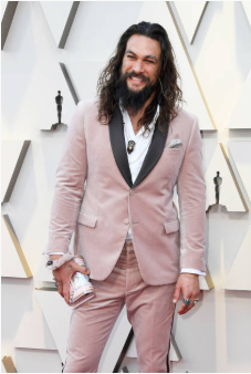 The Velvet Jackets - The Men of Oscars 2019