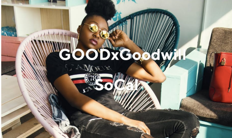 Janelle Monae's stylist is launching a curated collections for Goodwill (with Plus Sizes!)