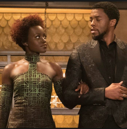 The MET Gala Hosting committee includes Luptia Nyong'o and Chadwick Boseman