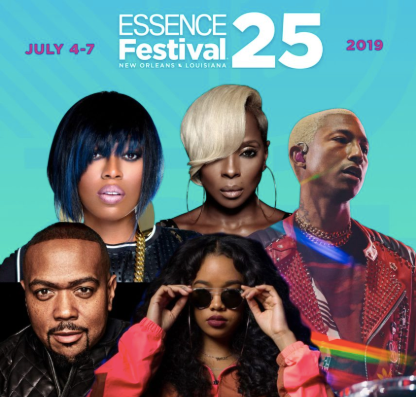 Essence Music Festival Media Credentials Close May 17th