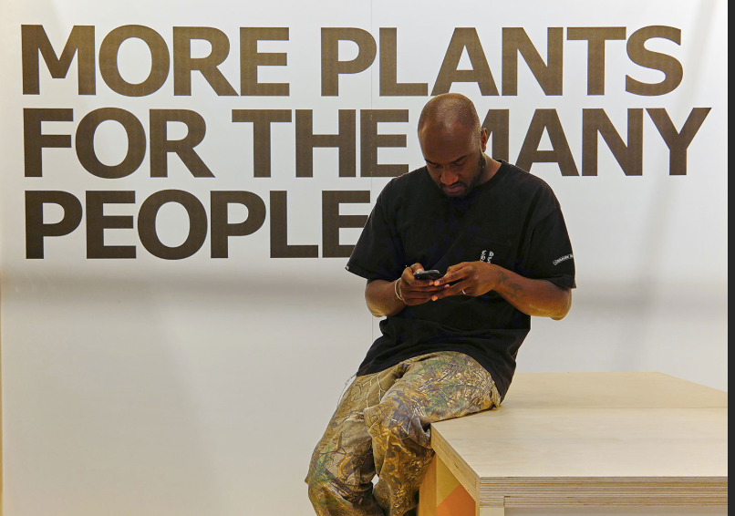Virgil Abloh and IKEA are collaborate on NEW Collection November 1