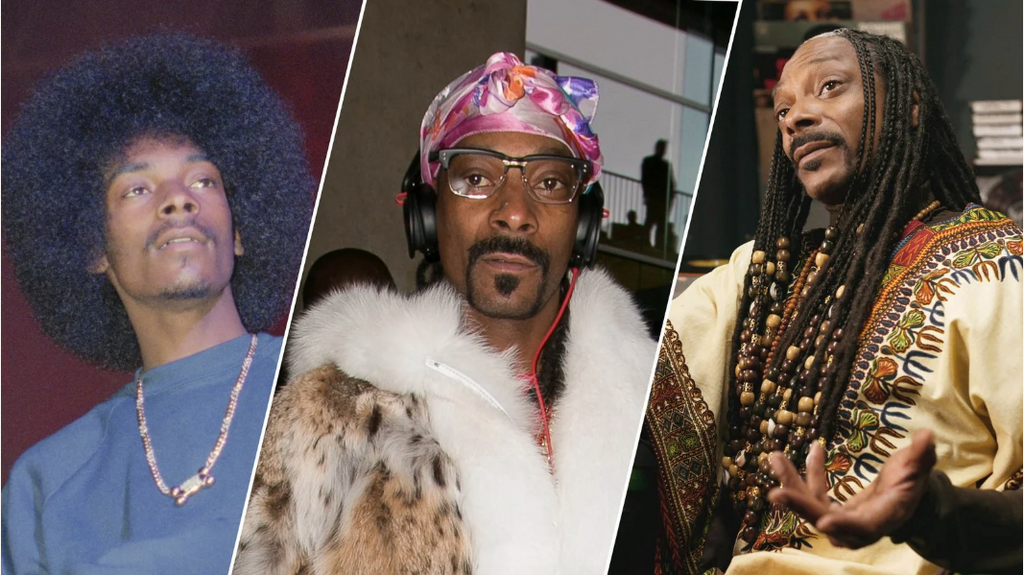 10 Looks That Prove Snoop Dogg Is a Hair Icon