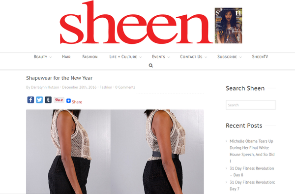 Shapewear for the New Year_ Stylist Suite_ Sheen Magazine_ Darralynn Hutson