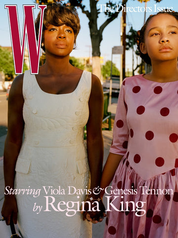 W Magazine Masthead and Contributors Pages