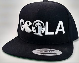 Official PACMAN GCLA snapback