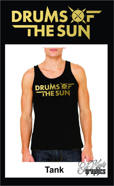 Drums of the Sun Men's TANK
