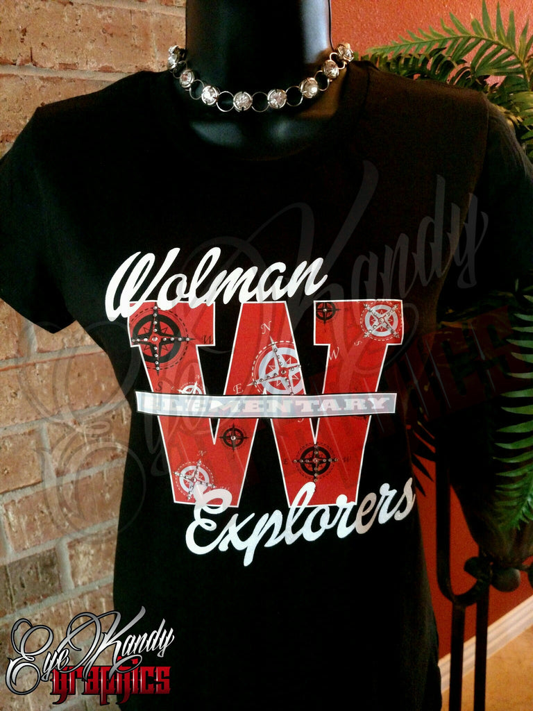 Wolman Explorers ~ Compass Design