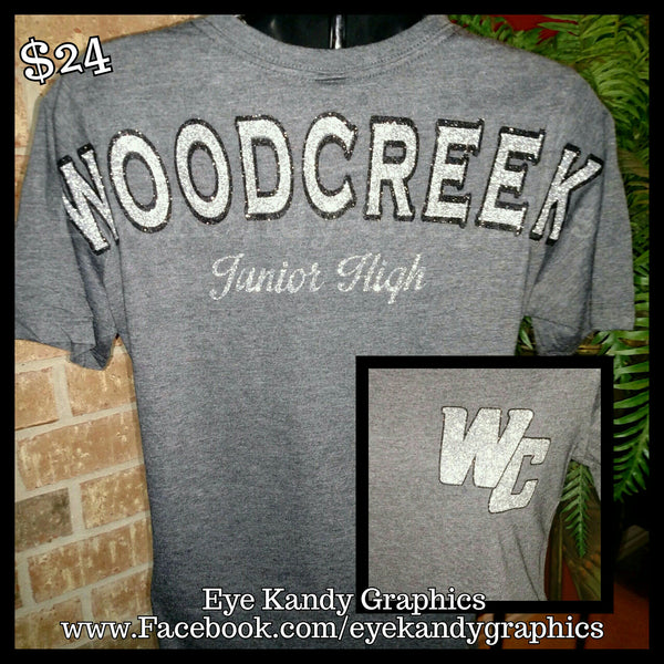 WOODCREEK ~ Billboard print short sleeve