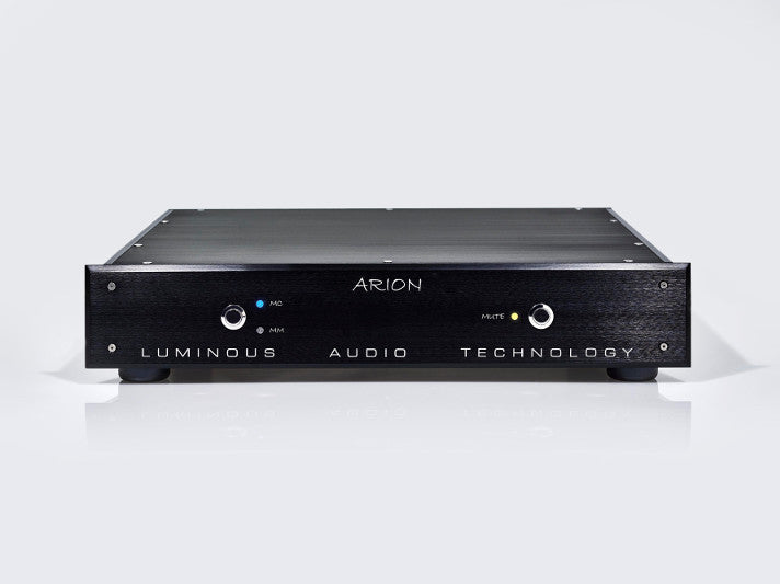 Postive Feedback - Arion Phono Preamplifier by Luminous Audio Technology