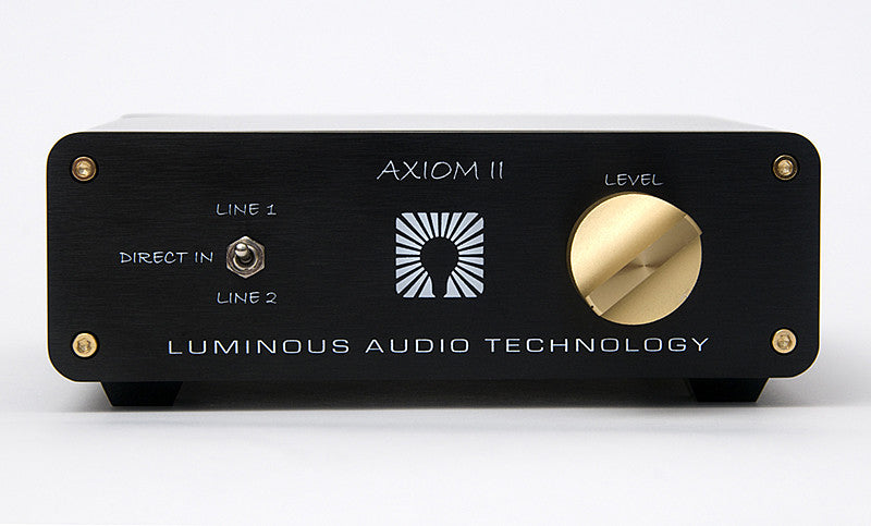 Stereo Times - Axiom II Passive Preamplifier with Walker Mod