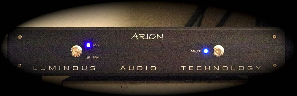 The Luminous Audio Arion Phono Preamplifier