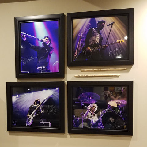 Signed Like A Storm 16x20 Tour Photos