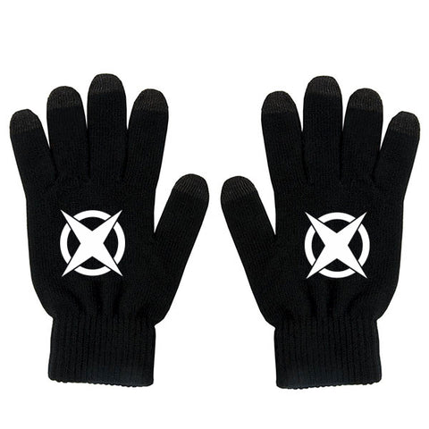 Star Gloves: Touch-Screen Friendly