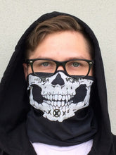 Load image into Gallery viewer, Skull Mask Pullover