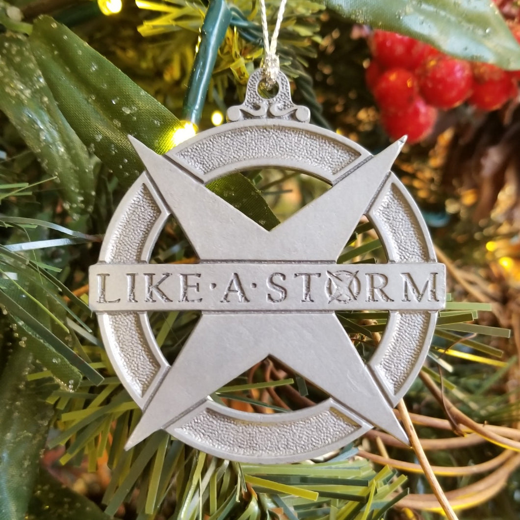 Metal Star Ornament