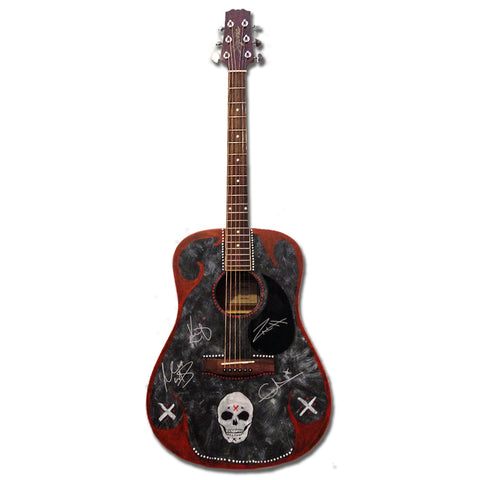 Chris Brooks Hand-Painted Guitar (1st Series)