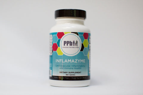 Inflamazyme: Natural Anti-inflammatory (180)