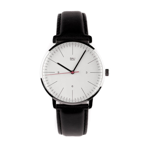 bauhaus minimalist watch
