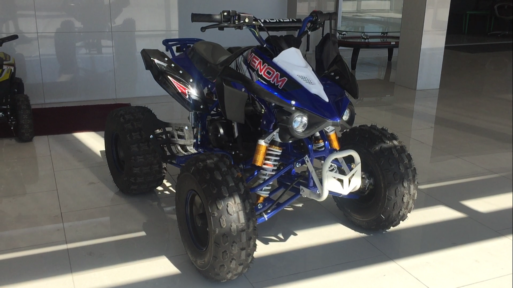 Why buy an ATV from Belmonte Bikes and not from Honda or Yamaha or Suzuki?
