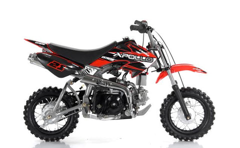 AGB-21K-70 rocket kids dirt bike for sale. Semi-automatic dirt bike 70cc for kids online free shipping AGB-21K-70
