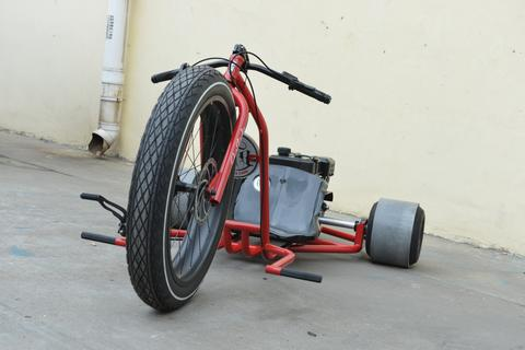THREE-WHEELS 208CC