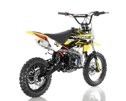DB-35 apollo dirt bike Vitacci roketa 125cc