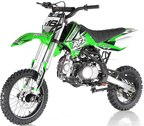 db-x16 apollo dirt bike for sale pit bike 125cc automatic transmission