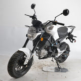 Boom SR3 125cc Motorcycle Street Legal Super Pocket Bike - 4 Speed Manual