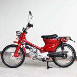 RTX 50cc Cub Moped Scooter - DF50RTX