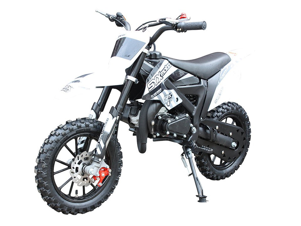 PAD50-2 Icebear dirt bike 2-stroke motocross